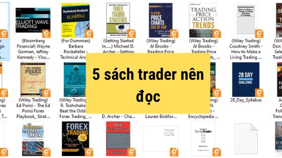 Sách Forex trader nên đọc